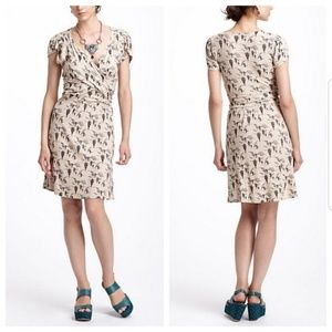 Anthropologie Leifnotes dress